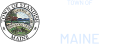 Town of Standish, ME logo
